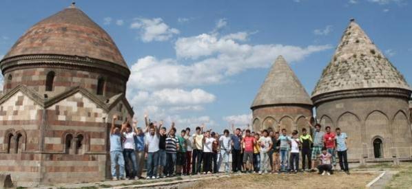 25 bin genç farklı kültürlerle tanışacak