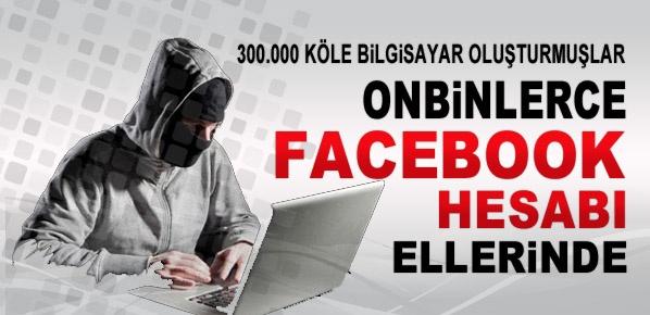 300.000 köle bilgisayar oluşturmuşlar