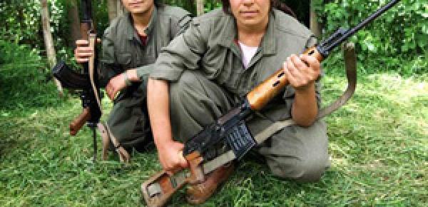 400 PKK'lı terörist teslim oldu!
