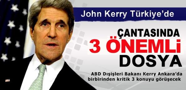 ABD Dışişleri Türkiye'ye geldi