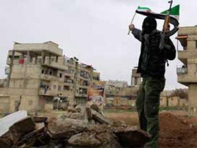 ABD ve Türkiye'den Suriye oluşumu iddiası