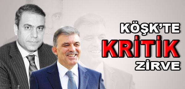 Abdullah Gül ve Fidan 2 saat görüştü