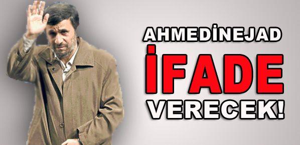 Ahmedinejad'a ifade şoku!