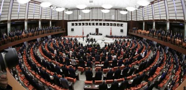 AK Parti 25. Dönem Görev Dağılımları