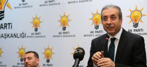 AK Parti reform partisidir, milletin önünü açar