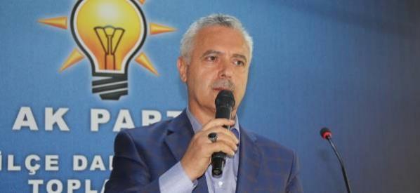 AK Parti'de siyaset yapmak ayrıcalık