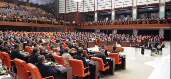 Anayasa Uzlaşma Komisyonu üyeleri Meclis Başkanlığına bildirildi
