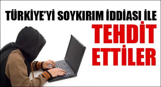 Anonymous Türkiye'yi tehdit etti
