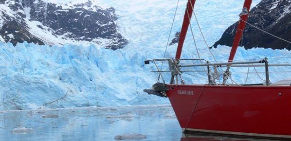 Antarktika'daki ilk Türk kaptan