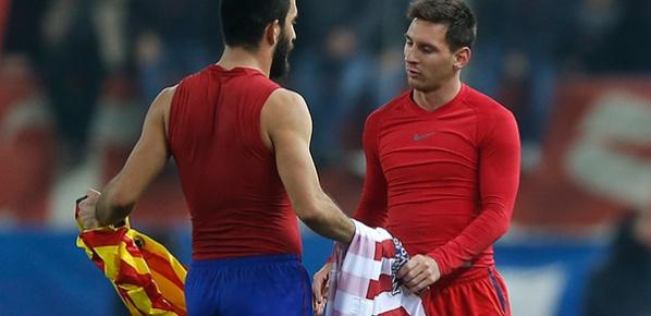 Arda, Messi'li fantezi takımına tek başına kafa tuttu