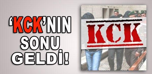 Artık KCK'nın sonu geldi