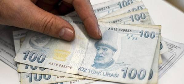 Asgari ücret bin 300 lira oldu