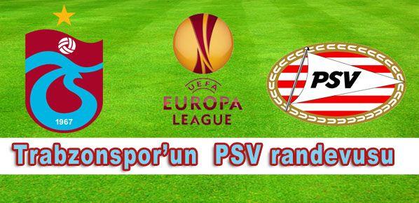 Avni Aker'deki kritik Trabzonspor'un PSV randevusu..