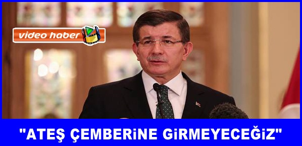 Başbakan Davutoğlu,