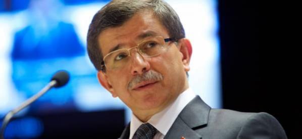 Başbakan Davutoğlu, Barzani ile telefonda görüştü