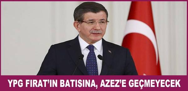 Başbakan Davutoğlu: CHP, HDP'LEŞİYOR