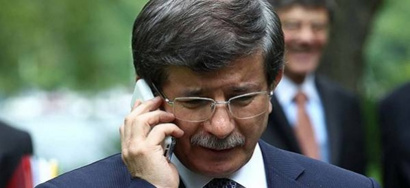Başbakan Davutoğlu, NATO Genel Sekreteri Stoltenberg ile telefonda görüştü