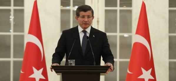 Başbakan Davutoğlu, Sultanahmet saldırısıyla ilgili açıklamalarda bulundu