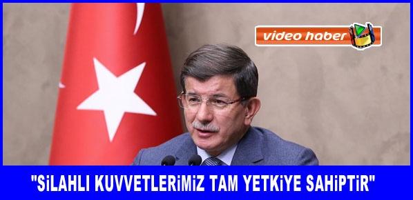 Başbakan Davutoğlu, Türkiye gerekli tedbirleri alır