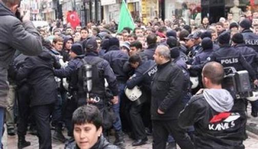 BDP'lilere Samsun'da da linç girişimi