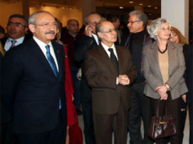 Bekir Coşkun, Ahmet Necdet Sezer'le coştu
