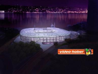 Beşiktaş'ın yeni stat projesi