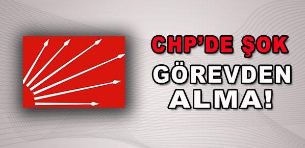 CHP Diyarbakır İl Yönetimi Görevden Alındı