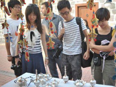 Çinli turistleri cezbetme yarışı