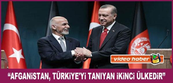 Cumhurbaşkanı Erdoğan,  Afganistan'ın derdi Türkiye'nin derdidir,