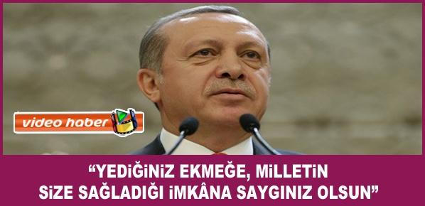 Cumhurbaşkanı Erdoğan, İmzalanan Bildiri Eleştiri Değil, Terör Örgütü Propagandasıdır