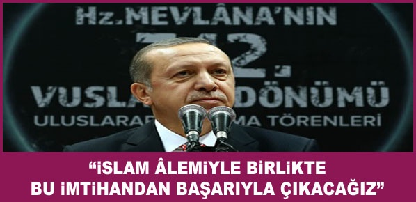 """Cumhurbaşkanı Erdoğan,  """"METALAŞTIRDIĞIMIZ HER DEĞER, BİZİM OLMAKTAN ÇIKAR"""""""