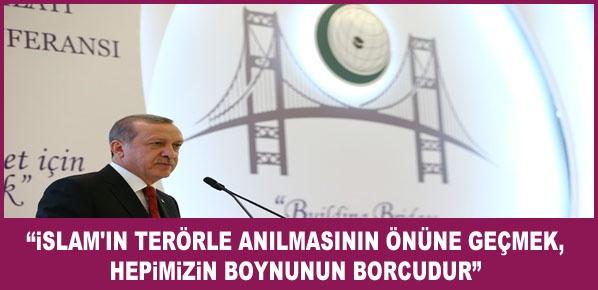 """Cumhurbaşkanı Erdoğan, """"TERÖRİZM VE GÖÇ SORUNU, BATAKLIKTA ÜREYEN SİNEKLER GİBİDİR"""""""