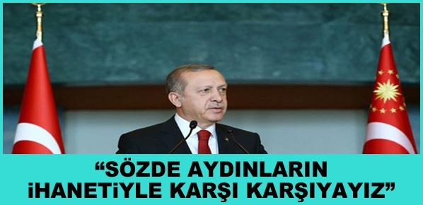 """Cumhurbaşkanı Erdoğan, """"Türkiye Kadar Teröre Bedel Ödeyen Başka Ülke Yoktur"""""""