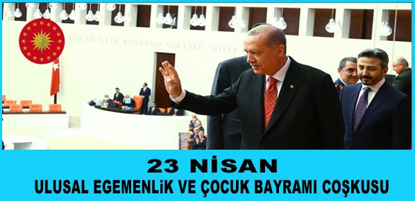 Cumhurbaşkanı Recep Tayyip Erdoğan, TBMM'de