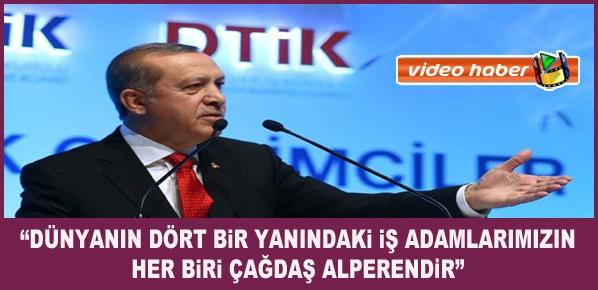 """Cumhurbaşkanı Erdoğan, """"DEVLET İÇİNDE DEVLET OLMAZ"""""""