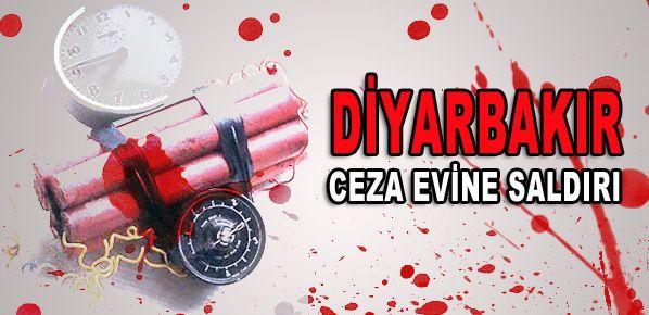Diyarbakır Cezaevine saldırı