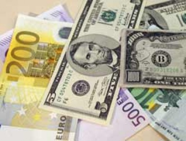 Dolar günü 1,7685 TL, euro 2,3538 TL'den kapattı