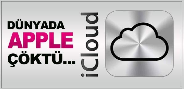 Dünyada Apple çöktü...