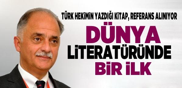 Dünya'da Bir İlk!... Prof. Dr. Mahmut Nedim Doral