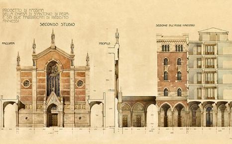 Edoardo De Nari'nin arşivi, İstanbul'un kimlik değiştiren mimari belgeleri