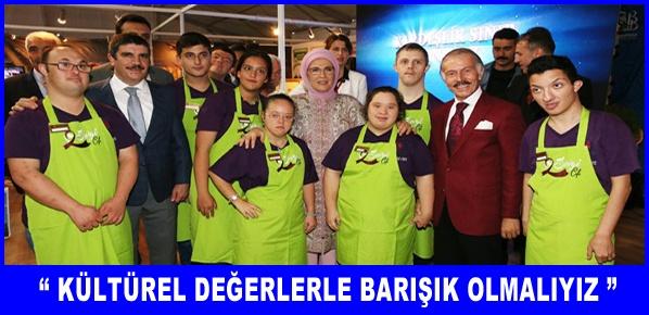 Emine Erdoğan, 4. Geleneksel Siirt Tanıtım Günleri Etkinliğine Katıldı
