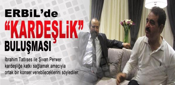 Erbil'de, ''kardeşlik buluşması''