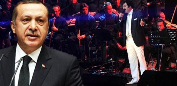 Erdoğan, Müslüm Gürses'in şiirini okudu