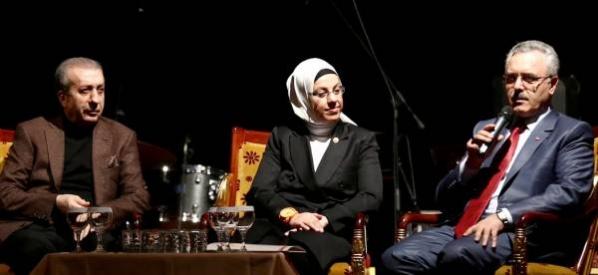 """""""Erdoğan, ümmetin ve milletin sesidir"""""""