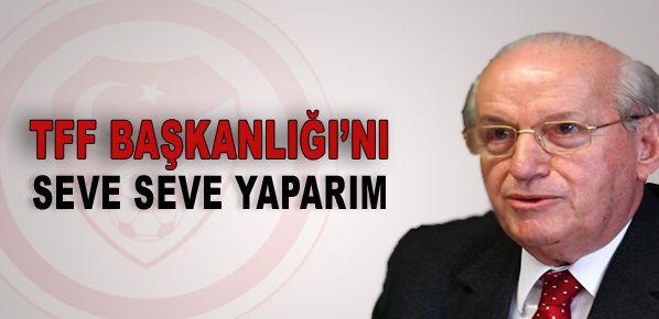 Erzik'ten TFF Başkanlığı'na yeşil ışık