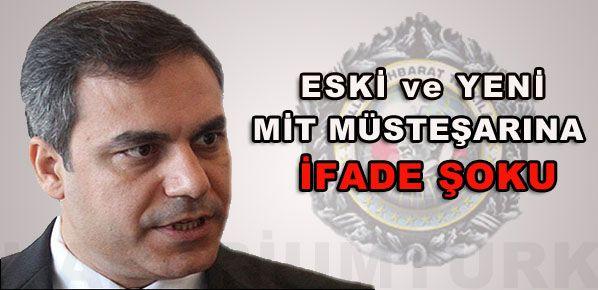 Eski ve Yeni MİT Müsteşarı Fidan'ın ifadeye çağrıldığı iddiası yalanlandı.