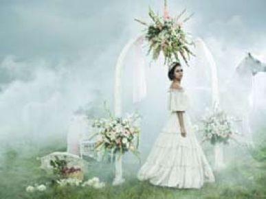 ''Evlilik Hazırlıkları Fuarı'' açıldı