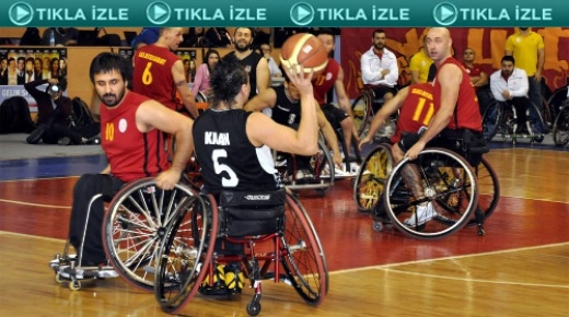 Galatasaray, ertelenen maçtan galip ayrıldı