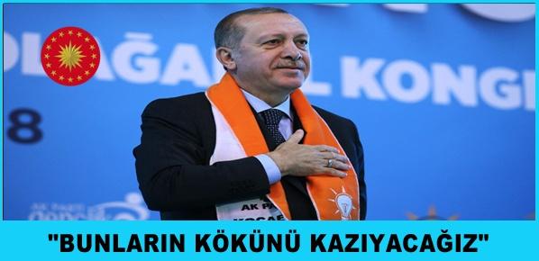 Gençlerimizi AK Parti'de siyaset yapmaya davet ediyorum