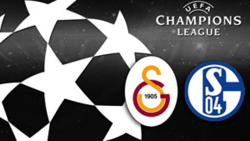 G.Saray-Schalke maçı , 4 TV'de şifresiz!